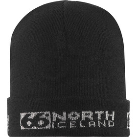 66° North Workman Berretto, black/silver reflective